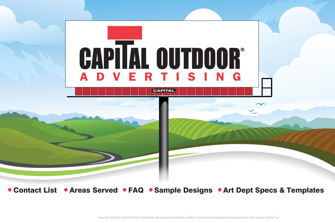 Capital Outdoor Advertising BILLBOARDS.